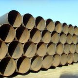 supply API 5L X60 din1400 erw/lsaw welded steel pipe from china