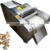 chicken meat cutting machine frozen chicken meat processing machine