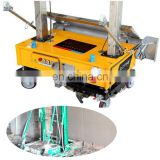 Top selling china robot plaster render machine for wall