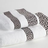 Eliya Wholesale wamsutta hotel white towels 100% supima cotton large bath set size luxury hotel