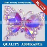 0601C Wholesale China resin strass transfer, iron on resin strass, hot fix resin stone for garment