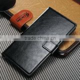Elegant wallet leather case for sony z2,for sony z2 standing case,colorful case for sony z2
