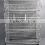 Best quality portable Bread,Fruit and Vegetable Display Rack