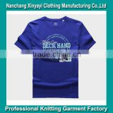 2015 Top Selling T Shirt Products Made in China Wholesale Brand Clothing Manufacturer with Advanced Printing Machinery
