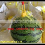 Recyclable fruit and vegetable packaging Industrial Use and Hand Length Handle Sealing & Handle fruit net bag