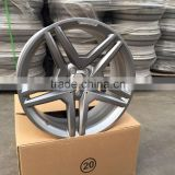 car wheels aluminum rims 17 inch, 18 inch, 19 inch, 20inch, 21 inch, 22 inch wheel