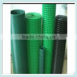 galvanized welded wire mesh/ PVC coated welded wire mesh