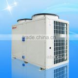 Hot water heat pump for pool spa heating 38kw
