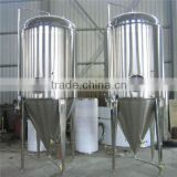 beer brewing system, small brewery equipment , 100L stainlees steel tank, 2000L micro brewery equipment, 2000L conical fermenter