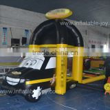 inflatable cash machine, inflatable money machine
