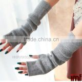 Winter Gloves Mitten Half Finger Long Custom Fingerless Gloves                                                                         Quality Choice