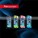 Factory Price Wholesale high Clear Tempered Glass Film For iphone5 / 5S /5C LCD screen protector