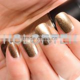 Metal Color Pearl Pigment for Nail Polish, Metal Shimmer Nail Polish