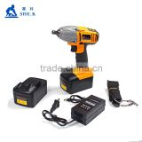 Lithium battery impact wrench