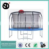 Fitness Jumping trampolines with basketball net