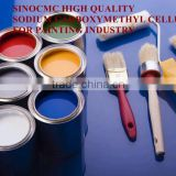 Environmental protection material/The high quality/KISHNER/Painting Grade CMC (Carboxy Methyl Cellulose) /CAS #9004-32-4