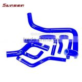 10 colors silicone radiator hose pipes for MAZDA MIATA MX5 94-97