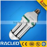 led Wholsale high quality E27 20w 30w 1800K white/warm white led corn light with 2 year warranty