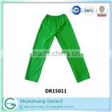 professional suppliers of best selling products waterproof any color/transparent pu rainwear