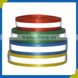 Fire Retardant Reflective Webbing Reflective Warning Tape For Uniform