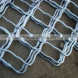 Anping high quality stainless steel beautiful grid wire mesh (factory)