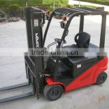 TK electric forklift with AC driving and AC lifting motor