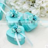 alibaba china dongguan wholesale wedding favor tin/wedding box/wedding invitation box                                                                         Quality Choice