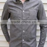 2014 latest comfortable men work shirts