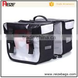 High Quality Wholesale Double Side Bicycle Motorcycle Pannier Bag