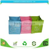 Low Price And Top Quality button/hook and loop/zipper/drawstring closure multi-color garbage bag