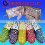 newest pcu airblowing lady sabo,half shoe mold maker, shoe mold manufactory
