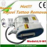 Machine For Small Business Rotary Machine For Tattoo Removal Freckles Removal Q Switch ND Yag Laser Yag 1000 Tattoo Removal Telangiectasis Treatment