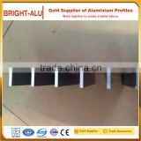 High quality 6063 t5 aluminium industry billet profile