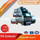 Hydraulic low pressure gear pump group for truck P/N:WKP1B0-M-*