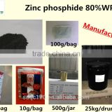 rat powder poison RATICIDE ZINC PHOSPHIDE 80% -lq