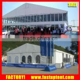 Big Aluminum Dome warehouse storage Tennis court Trade Show canopy tent for Sale with PVC cover