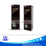 Stand vertical hot and cold water dispenser/water cooler