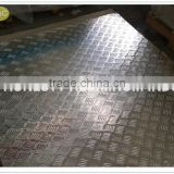 tread plate 10mm aluminum sheet ribbed