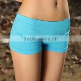 Breathable and comfortable yoga sports pants The wardrobe malfunction of seamless shorts