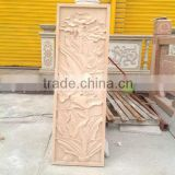 3d relief wall art,hand carved natural stone relief sculpture
