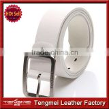 2014 sale good quality jeans pin buckle belt mens cow real genuine leather belts for men