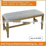Bench,Sit up,Wooden,Long,with stretcher,TB-7858