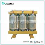 11kv 10kv 7.2kv three 3 phase 80~2500 kva fire-proof environmental dry type power distribution transformer manufacturer