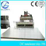 Water/Air Cooled PC Based 4 Axis Rotary CNC Router wit Table Work 3000*2000mm