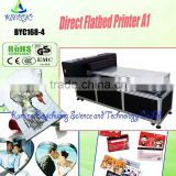 Multifunction self-clean cheap inkjet direct jet uv printer