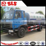 Stainless steel Dongfeng 10cbm street sprinkler truck, water truck, water storage tank truck