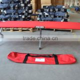 Good quality,Low price The Red Cross Folding aluminium stretcher/camping bed for Germany market