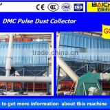 High quality pulse dust collector to process high density smoke