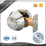 Different types brass rim latch door locks
