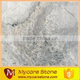 Sliver Grey Travertine Flooring And Wall Tile